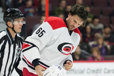 NHL 2016: Hurricanes vs Senators NOV 01