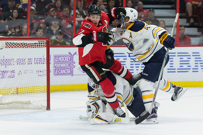 NHL 2016: Sabres vs Senators NOV 05