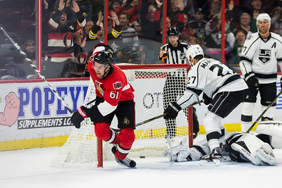 NHL 2016: Kings vs Senators NOV 11