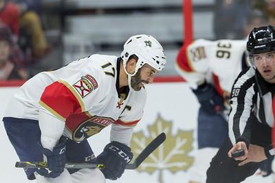 NHL 2016: Panthers vs Senators NOV 19