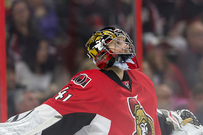 NHL 2016: Panthers vs Senators NOV 19