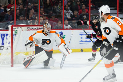 NHL 2016: Flyers vs Senators  DEC 01
