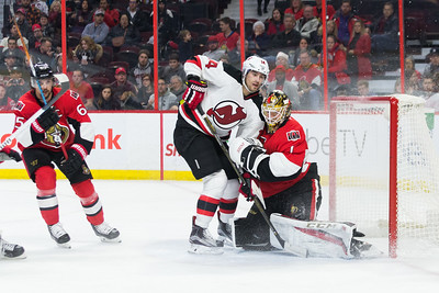 NHL 2016: Devils vs Senators  DEC 17