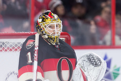 NHL 2016: Ducks vs Senators  DEC 22