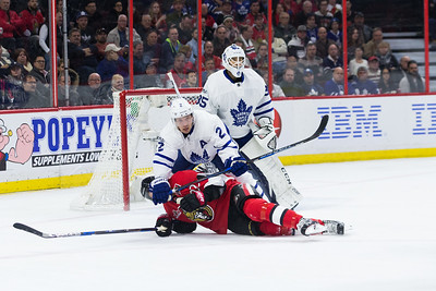 NHL 2017: Maple Leafs vs Senators  JAN 14
