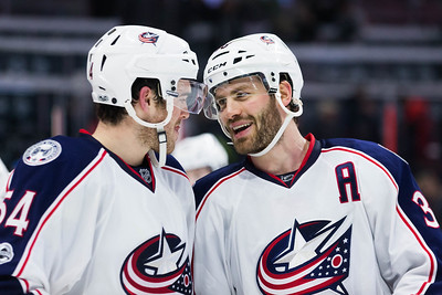 NHL 2017: Blue Jackets vs Senators  JAN 22