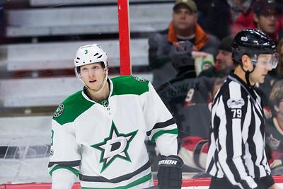 NHL 2017: Stars vs Senators  FEB 09