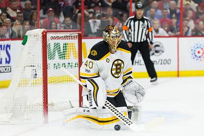 NHL 2017: Bruins vs Senators APR 15