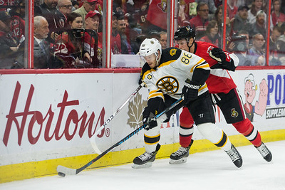 NHL 2017: Bruins vs Senators APR 15