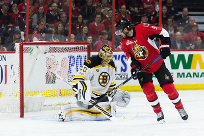 NHL 2017: Bruins vs Senators APR 21