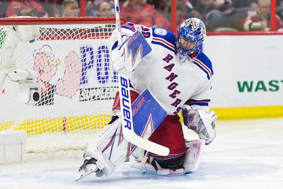 NHL 2017: Rangers vs Senators APR 27