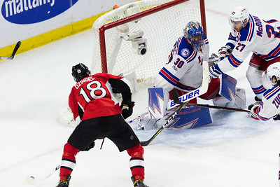 NHL 2017: Rangers vs Senators APR 29