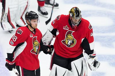NHL 2017: Penguins vs Senators MAY 17