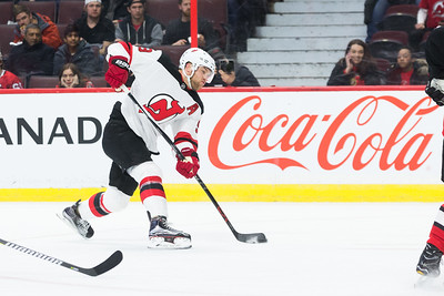 NHL 2018:  Devils vs Senators FEB 06
