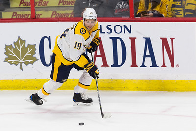 NHL 2018:  Predators vs Senators FEB 08