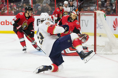 NHL 2018:  Panthers vs Senators MAR 20