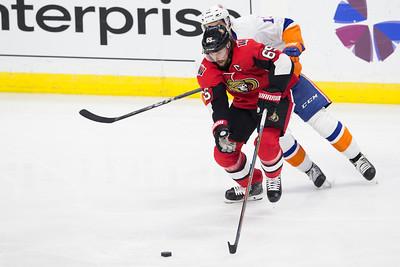 NHL 2018:  Islanders vs Senators MAR 27