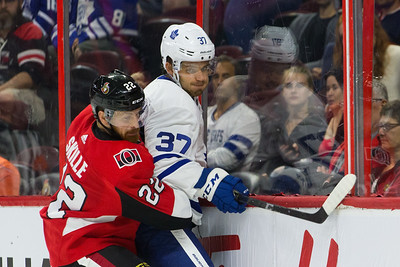 NHL 2018: Maple Leafs vs Senators SEP 19
