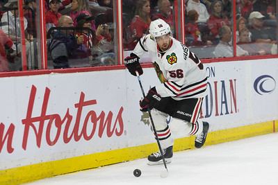 NHL 2018: Blackhawks vs Senators SEP 21