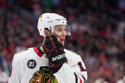 NHL 2018: Blackhawks vs Senators  OCT 04