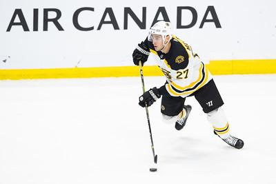NHL 2018: Bruins vs Senators  OCT 23