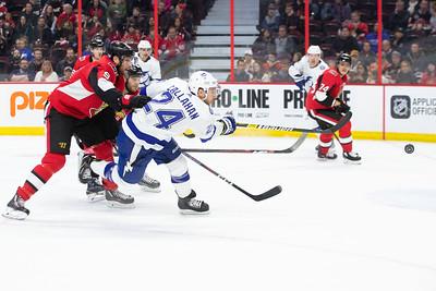 NHL 2018: Lightning vs Senators  NOV 04