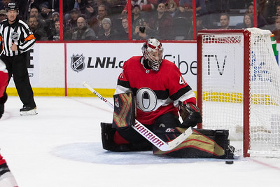 NHL 2018: Golden Knights vs Senators  NOV 08