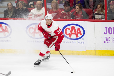 NHL 2018: Red Wings vs Senators  NOV 15