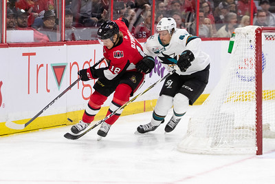 NHL 2018: Sharks vs Senators  DEC 01