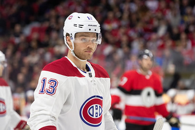 NHL 2018: Canadiens vs Senators  DEC 06