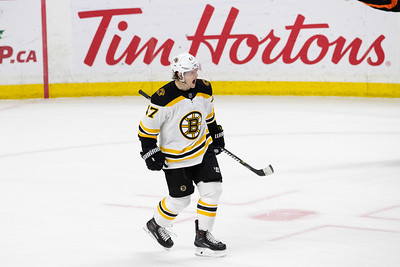 NHL 2018: Bruins vs Senators  DEC 09