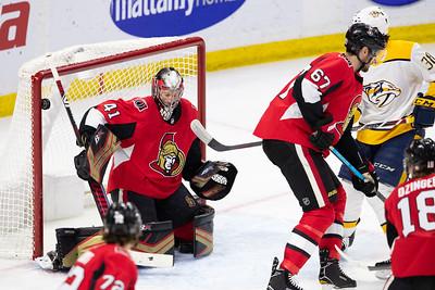NHL 2018: Predators vs Senators  DEC 17