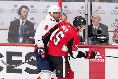 NHL 2018: Capitals vs Senators  DEC 22