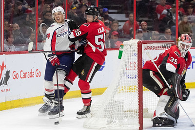 NHL 2018: Capitals vs Senators  DEC 29