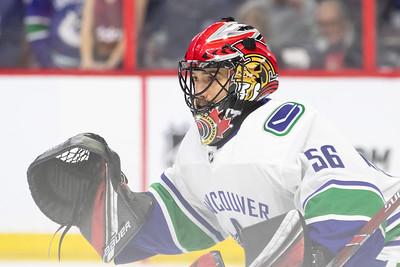 NHL 2019: Canucks vs Senators  JAN 02
