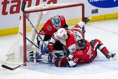 NHL 2019: Hurricanes vs Senators  JAN 06