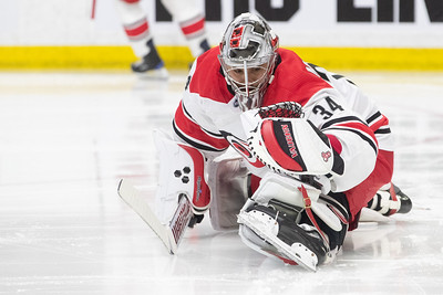 NHL 2019: Hurricanes vs Senators  JAN 06