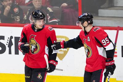 NHL 2019: Coyotes vs Senators  JAN 22
