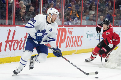 NHL 2019: Maple Leafs vs Senators  MAR 30