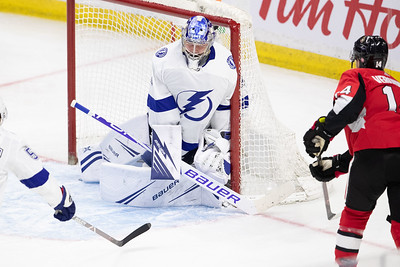NHL 2019: Lightning vs Senators  APR 01