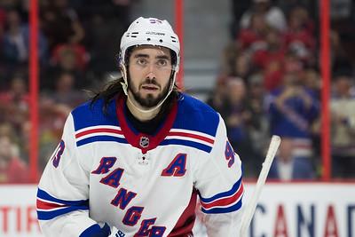 NHL 2019: Rangers vs Senators  OCT 05