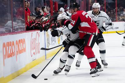 NHL 2019: Kings vs Senators  NOV 07