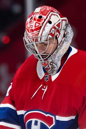 NHL 2019: Rangers vs Canadiens  NOV 23
