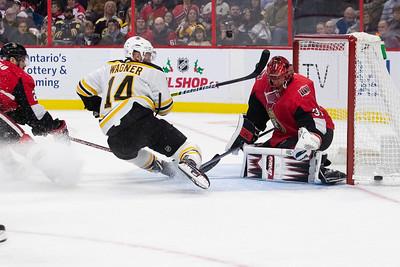 NHL 2019: Bruins vs Senators  NOV 27