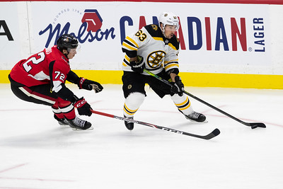 NHL 2019: Bruins vs Senators  NOV 27