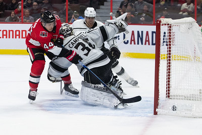 NHL 2019: Kings vs Senators  NOV 07
