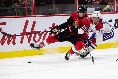 NHL 2019: Canadiens vs Senators  SEP 21