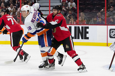 NHL 2019: Islanders vs Senators  OCT 25