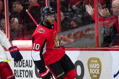 NHL 2019 DEC 14: Blue Jackets vs Senators  DEC 14