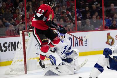 NHL 2020: Lightning vs Senators  JAN 04